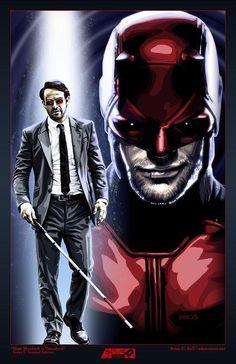 Daredevil // Marvel // Art