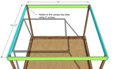 Ana White | Large Covered Sandbox - DIY Projects