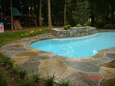 Concrete Overlays for Pool Decks   July 25, 2012 admin Leave a comment