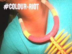 New Collection-New Blog. Colour Riot, Baby.Let's start a riot!
