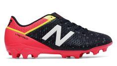 New Balance Unisex Visaro control negras y rojas. juan janampa · Zapatos de  fútbol 27d9fde0133cf