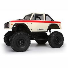 HPI Crawler King RTR w/1973 Ford Bronco Body