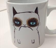 #grumpy #grumpycat #cat #cool  as added on stuffpool.com