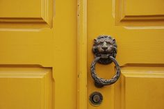Door knocker to the Empress' chambers. Designed by Abram Asunder.