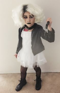 bride of chucky halloween costume contest at works com