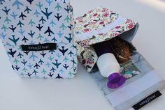 KeepLeaf Lunchbag Birds - GreenPicnic