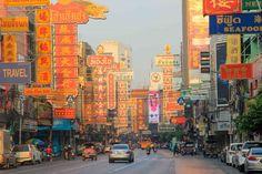 What to do in Chinatown Bangkok? Bangkok Thailand Nightlife, Bangkok Market, Bangkok Itinerary, Bangkok Travel Guide, Bangkok Shopping, Bangkok Hotel, Thailand Travel, Shopping Travel, Buddha Tempel