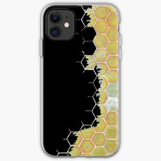 'Honey' iPhone Case by Gracefulrebel Iphone Wallet, Iphone 11, Buy Honey, Semi Transparent, Black Backgrounds, Iphone Case Covers, My Arts, Art Prints, Printed