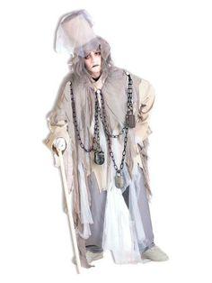 Halloween Jacob Marley Men's Costume
