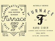 Furnace labels