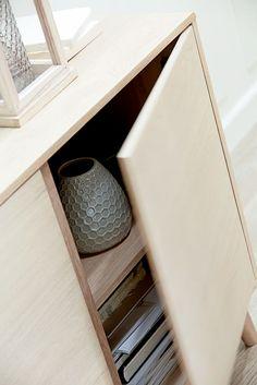 Dressoir KALBY licht eiken - Scandinavische meubels | JYSK