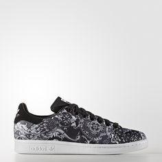 best service 2a9e1 34ce1 adidas Stan Smith Shoes - Black   adidas Australia Tenis, Deportes,  Compras, Urbano