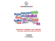 social-media-per-cittadini-e-non-profit-20 by Rosy Battaglia via Slideshare