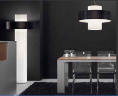 Lamparas modernas modelo SWARS. Iluminación Beltran, tu tienda de lamparas más completa en Internet. www.lamparasyapliques.com