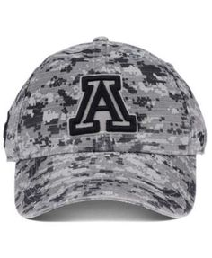 '47 Brand Arizona Wildcats Operation Hat Trick Camo Nilan Cap - Gray Adjustable