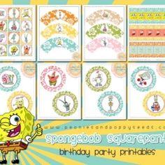 Spongebob Squarepants Party
