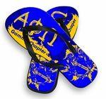Alpha Phi Omega Flip Flops!
