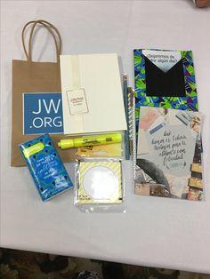 Gifts for pioneers in congregation. Regalos para precursores regulares. Testigos de Jehova/Jehovah's witnesses