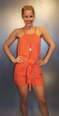 The Ashleigh romper. Find your size at shoptcellis.com