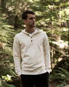 Two birds, men's eco fashion
