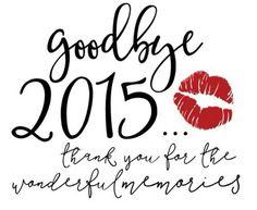 Hello 2016 :)