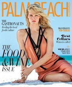 Gucci Cover - Palm Beach Illustrated USA, April 2014