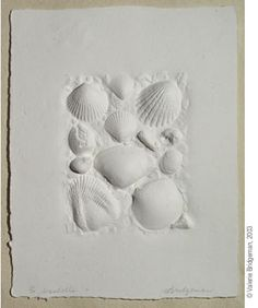 cast paper shells