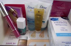 walmart beauty box | Walmart Beauty Box Contents on southeastbymidwest.com #WalmartBeauty # ...