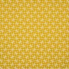 Woven Acorn Cup in dandelion Custom Made Curtains, Made To Measure Curtains, Orla Kiely Fabric, Small Acorns, Dandelion Yellow, Single Duvet Cover, Cup Design, Curtains With Blinds, Fabric Samples