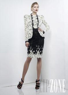 Zuhair Murad - Ready-to-Wear - Fall-winter 2012-2013 - http://www.flip-zone.net/fashion/ready-to-wear/fashion-houses-42/zuhair-murad-2867