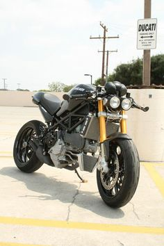 Ducati Monster Forums: Ducati Monster Motorcycle Forum - Featured Bike