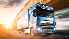 The new DAF XF