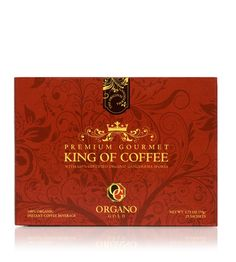 Organo Gold King of Coffee