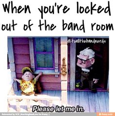I always be a band nerd Marching Band Problems, Marching Band Memes, Flute Problems, Music Jokes, Music Humor, Minions, Band Rooms, Bae, Band Nerd