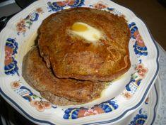 Paleo Banana Almond Meal Pancakes