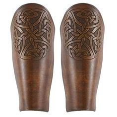 Celtic Greaves . . .saw this and had to repin. Battlepants= Greaves