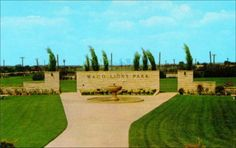 Lions Park, Waco, Texas