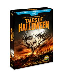TALES OF HALLOWEEN Special Collector's Edition BD/DVD/Soundtrack Set