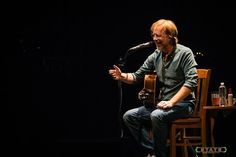 Solo acoustic shows are the perfect vessels for laying your life story out for a gathered group of friends, family and strangers, and Trey Anastasio's solo tour this month, which just wrapped up...