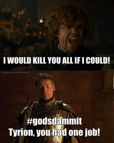 Godsdammit! LOL