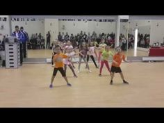 "Zumba Kids with Yana - ""Hafanana"" Hip Hop Dance Classes, Zumba Kids, Dancing Baby, Dance Movement, Fourth Grade, Activities For Kids, Preschool, Exercise, Sports"