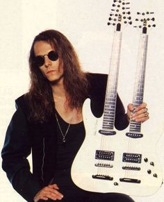 chris degarmo of queensryche. he was always a favorite guitarist of mine