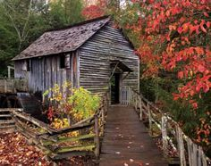 2014 Southeast United States Scenic Calendars - December 2014 - Cade's Cove, Tennessee