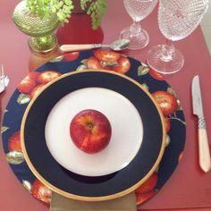 Sua mesa do dia a dia com carinho Amore-casa!