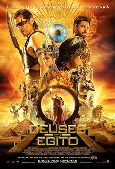 Muito além dos livros e filmes!: Filme - Deuses do Egito (2016)