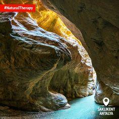 Сакликент – це рай прохолоди, навіть у найспекотніший день влітку. #Saklıkent#NaturalTherapy