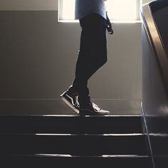 Skip the elevator and take the stairs! Pack sneakers if you normally wear heels to work so you have no excuse why you can't take them. Adding extra movement where you normally don't do anything will make you feel better - and start looking better too! #opportunisticexercise #happyandhealthy #takethestairs #noelevators