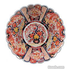 Antique Imari | Pottery & Porcelain Price Guide | Antiques & Collectibles Price Guide | Kovels.com