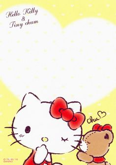 """Sanrio Hello Kitty 144-Sheet Memo (2016)   Available while stocks last from Daisuki Australia's eBay store (stores.ebay.com.au/daisukiaustralia). Daisuki Australia has been selling Sanrio, San-X, Crux, Kamio, Q-lia and other kawaii brand items since 2004. All items posted from Brisbane, Australia. """"Like"""" us on Facebook for kawaii news, character profiles, and more! www.facebook.com/daisukiau/"""