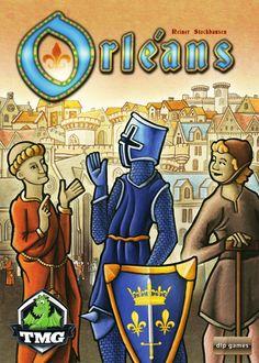 Orléans es un juego de mesa ambientado en la ciudad francesa de Orléans en plena época medieval,donde los jugadores tendrán diferentes formas de hacerse con la victoria. Para ello, tendrán que formar una asamblea entre granjeros, mercantes, caballeros y monjes para ganar supremacía a través del comercio, la construcción y...